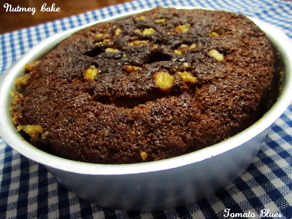 Nutmeg Cake ~ Daring Baker Am I?