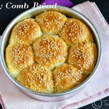 Khaliat al Nahal Recipe| Yeast Bread Recipes