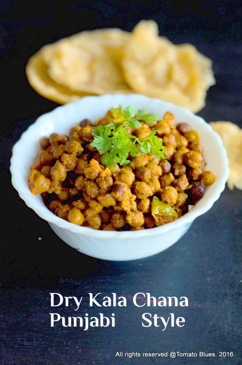 Punjabi dry kala chana sukhe chana recipe vegan forumfinder Image collections
