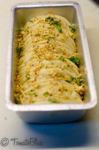 Cheesy Herb Garlic Pull Apart Bread