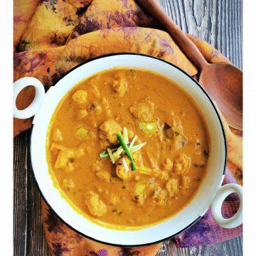 Gobi Makhani (Gobi Butter Masala)