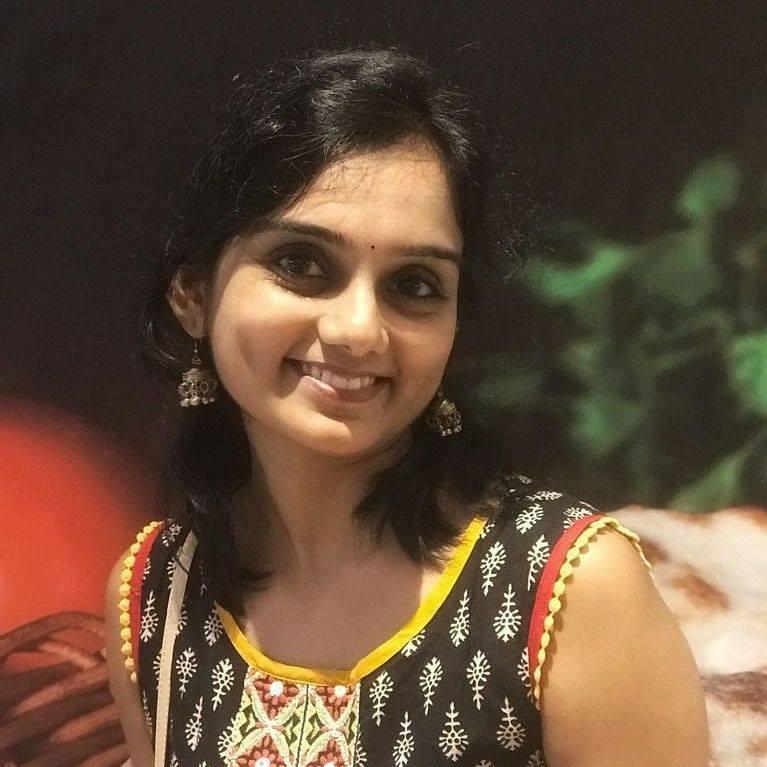 Anusha Rajagopal Tomato Blues Author, Content Creator, Recipe Developer, Video Creator