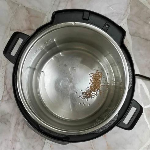 mealthy lobia masala step 1