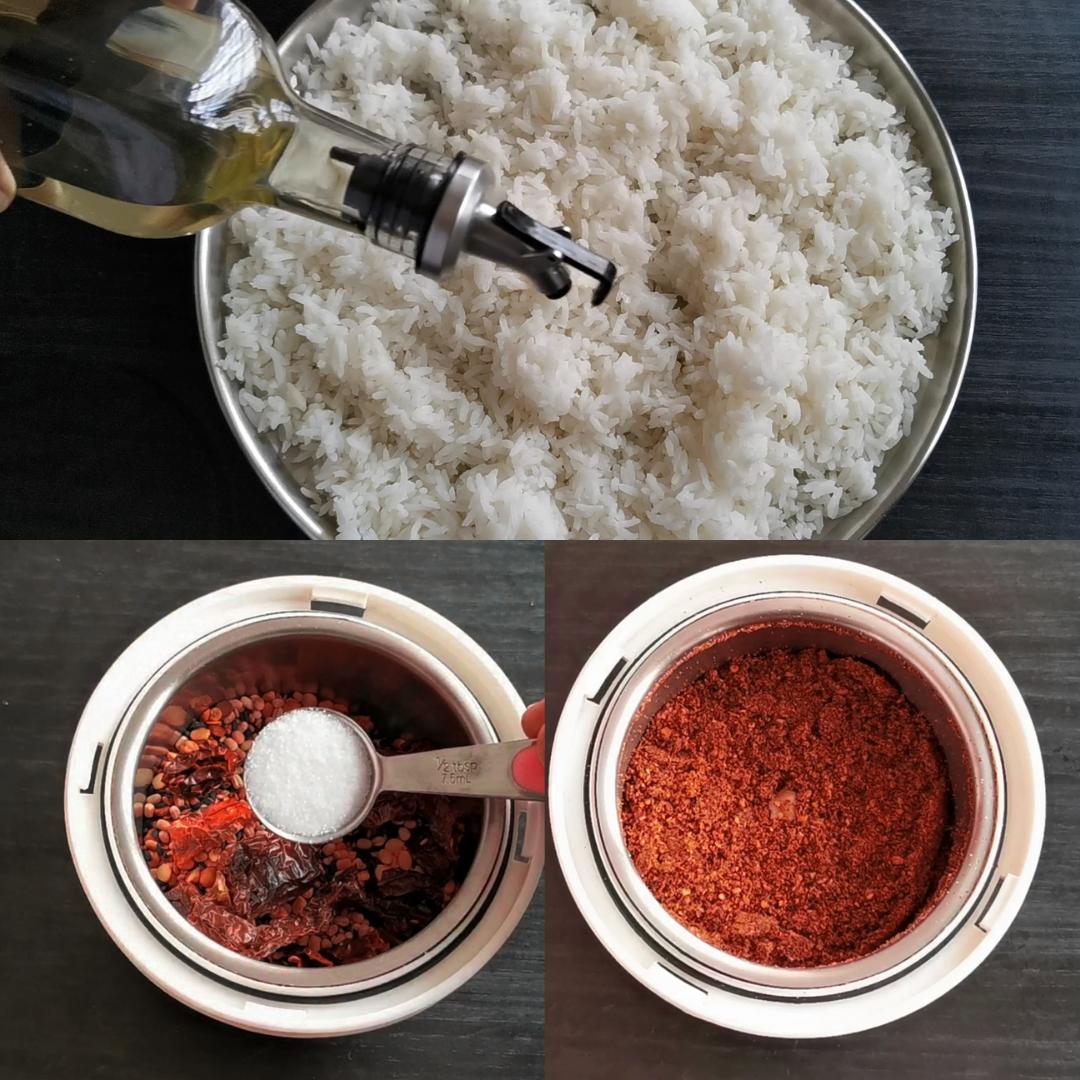 how to make ellu sadam- a step by step tutorial