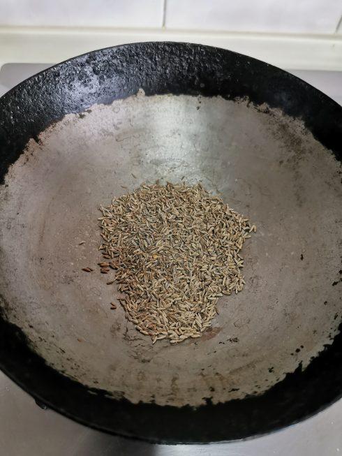 how to make bhuna jeera powder